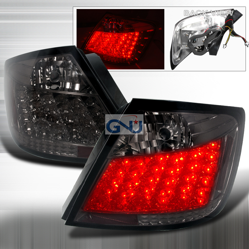 Scion TC  2005-2010 Smoke LED Tail Lights