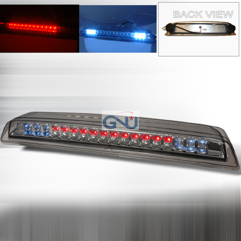 Nissan Titan 2004-2006 LED 3rd Brake Light - Smoke