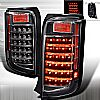 2008 Scion XB   Black LED Tail Lights 