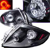 2006 Mitsubishi Eclipse  Black LED Tail Lights