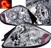 Mitsubishi Eclipse 2006 Chrome LED Tail Lights