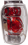 1999 Ford Explorer  Altezza Style Euro Tail Lights