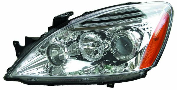 Mitsubishi Lancer 2004-2007 Chrome Projector Head Lights
