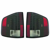 Chevrolet S-10 Pickup 1994-2004 Black LED Tail Lights