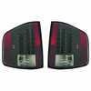 1995 Chevrolet S-10 Pick up  Carbon Fiber LED Tail Lights