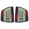 2000 Chevrolet S-10 Pick up  Chrome LED Tail Lights
