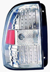 Chevrolet Trailblazer 2002-2008 Chrome LED Tail Lights