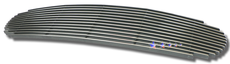 Mazda Mx-5  2006-2008 Polished Lower Bumper Aluminum Billet Grille