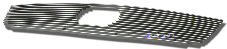 Mazda B2300  2006-2010 Polished Main Upper Aluminum Billet Grille