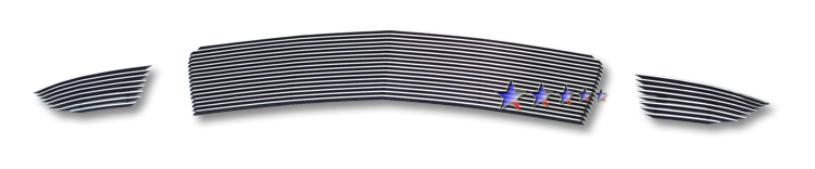 Mazda Mazda 5  2008-2010 Polished Lower Bumper Aluminum Billet Grille