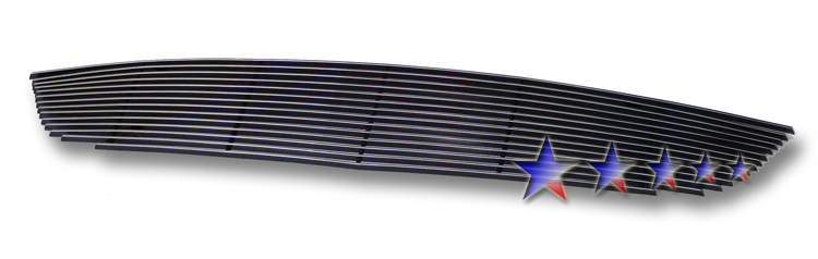 Mazda Cx-7  2010-2012 Polished Lower Bumper Aluminum Billet Grille