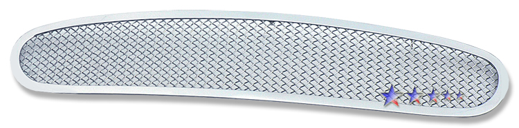 Mazda Mx-5  2006-2008 Chrome Lower Bumper Mesh Grille