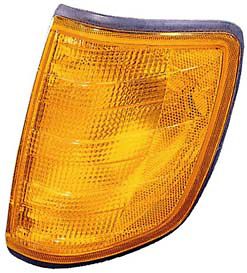 Mercedes Benz E Class 86-93 Passenger Side Replacement Corner Light