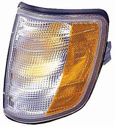 Mercedes Benz E Class 94-95 Driver Side Replacement Corner Light