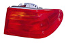 Mercedes Benz E Class 96-99 Driver Side Replacement Tail Light