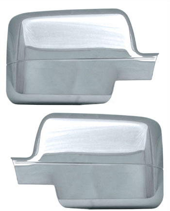 Ford F150 Xlt 2004-2008, Full Chrome Mirror Covers