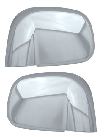 Dodge Ram  2002-2008, Full Chrome Mirror Covers