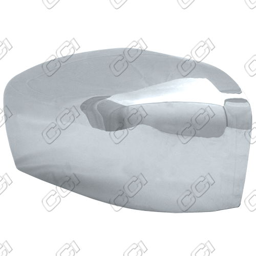 Ford Taurus X 2008-2009, Full Chrome Mirror Covers