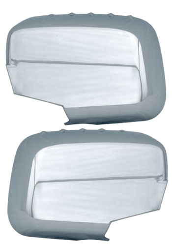 Honda Ridgeline  2006-2012, Full Chrome Mirror Covers