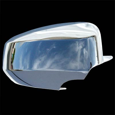 Nissan Maxima  2004-2008, Full Chrome Mirror Covers