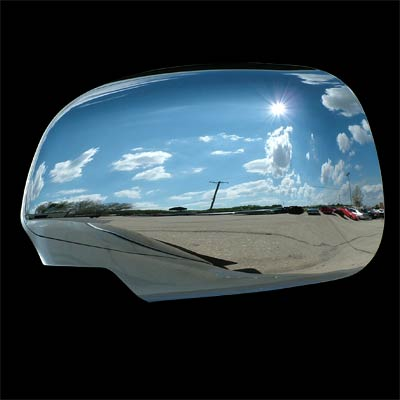 Toyota Tacoma  2005-2012, Full Chrome Mirror Covers
