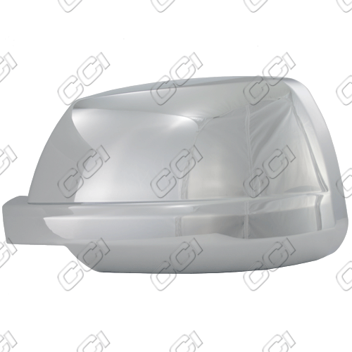 Toyota Sequoia  2008-2013, Full Chrome Mirror Covers