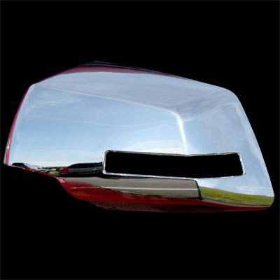 Gmc Acadia  2007-2013, Full Chrome Mirror Covers