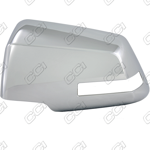 Chevrolet Traverse  2009-2013, Full Chrome Mirror Covers