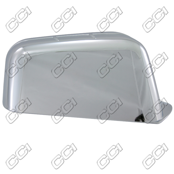 Ford Edge  2007-2011, Half Top Chrome Mirror Covers