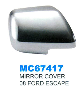 Ford Escape  2008-2012, Full Chrome Mirror Covers