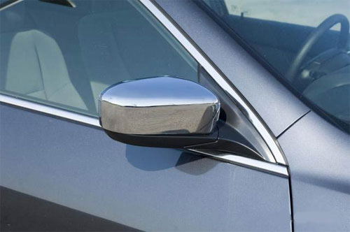 Honda Accord  2008-2012, Full Chrome Mirror Covers