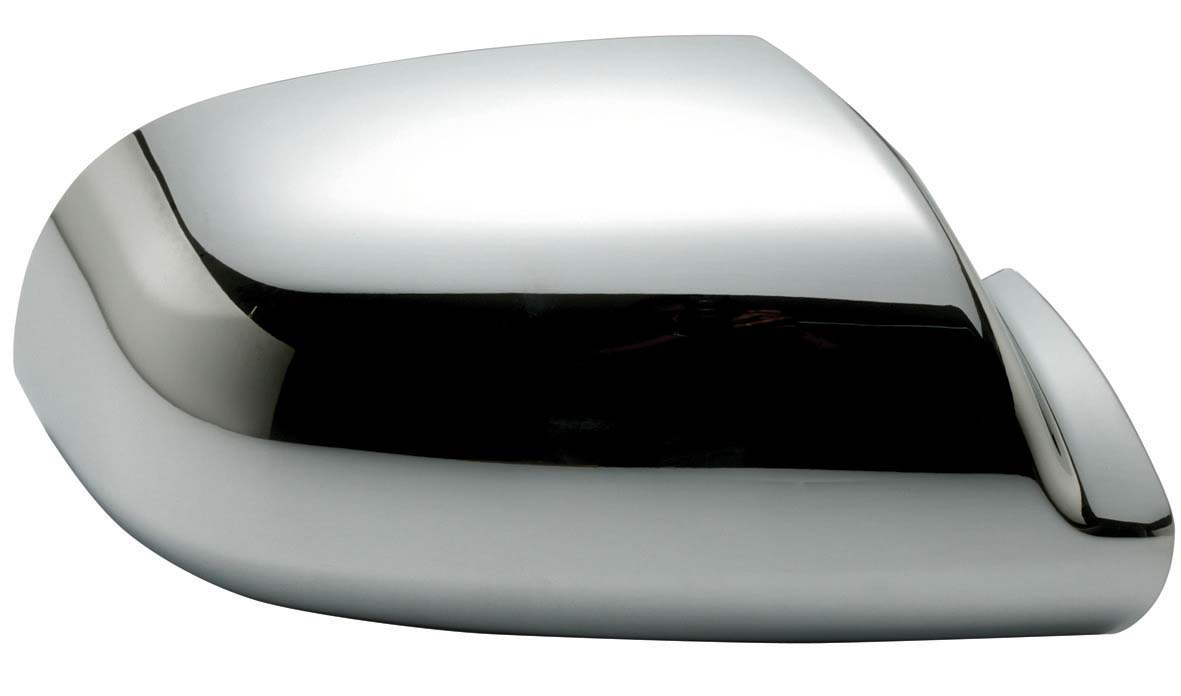 Hyundai Elantra  2008-2010, Full Chrome Mirror Covers