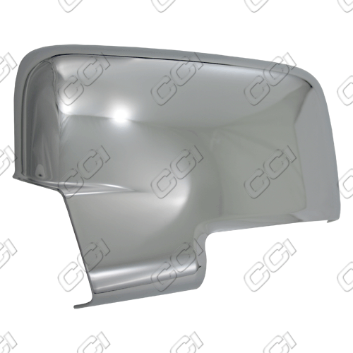 Dodge Ram  2009-2012, Full Chrome Mirror Covers