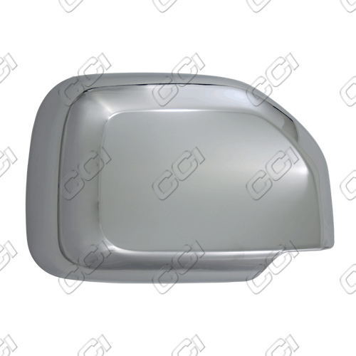 Toyota Tacoma Double Cab 1995-2004, Full Chrome Mirror Covers