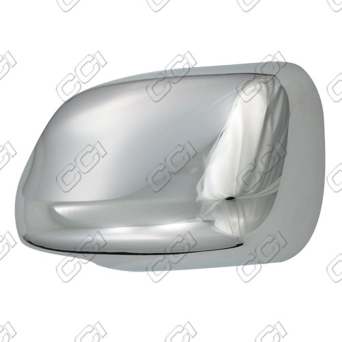Toyota Land Cruiser 2008-2010 Chrome Mirror Covers  (full)