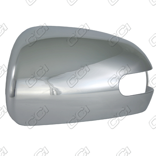 Kia Forte Sx 2010-2012, Full Chrome Mirror Covers