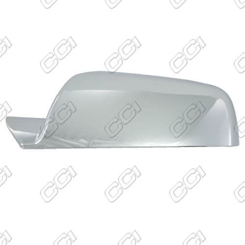 Chevrolet Equinox Lt 2010-2013, Full Chrome Mirror Covers