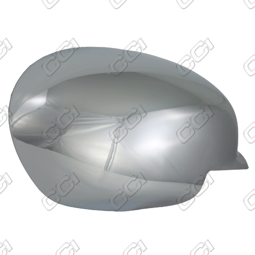 Nissan Cube Krom 2010-2013, Full Chrome Mirror Covers