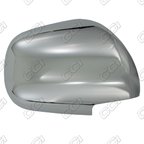 Toyota 4Runner Trail 2003-2009, Full Chrome Mirror Covers