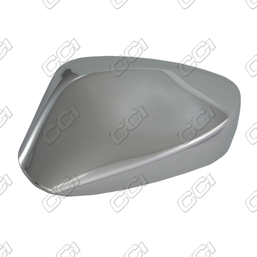 Hyundai Elantra  2011-2013, Full Chrome Mirror Covers