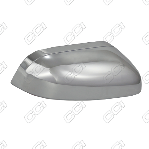 Ford Explorer  2011-2013, Half Chrome Mirror Covers