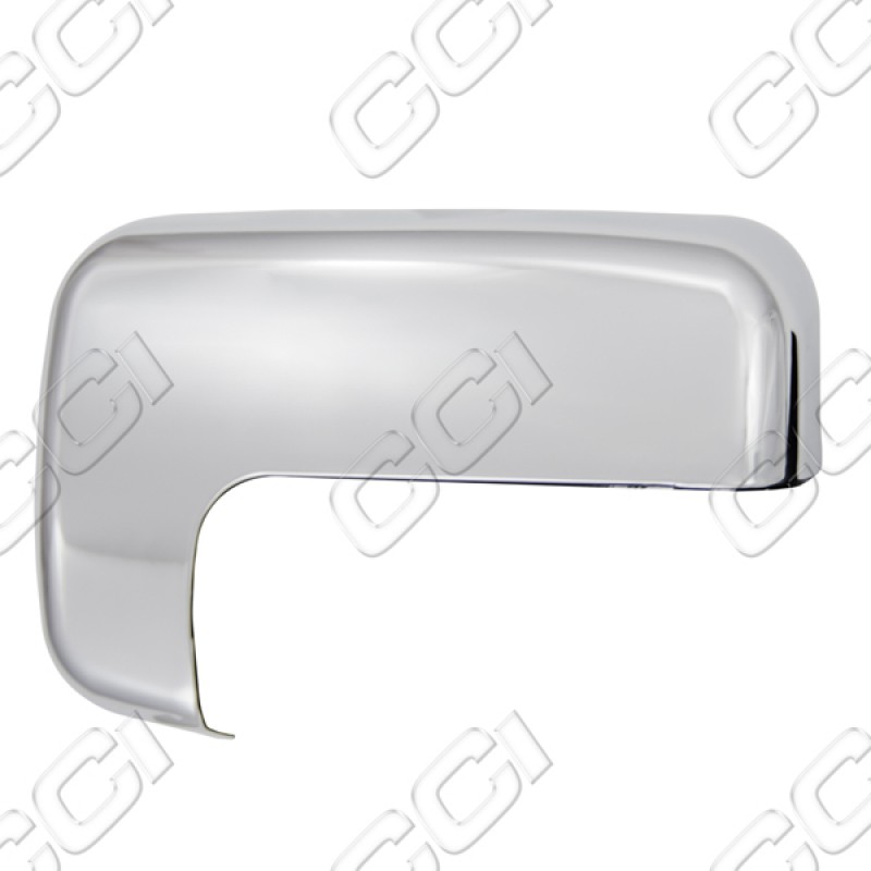 Jeep Commander  2005-2011, Full Chrome Mirror Covers
