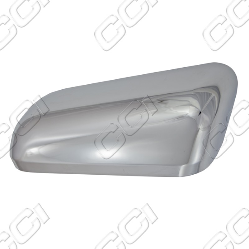 Hyundai Santa Fe  2007-2012, Full Chrome Mirror Covers