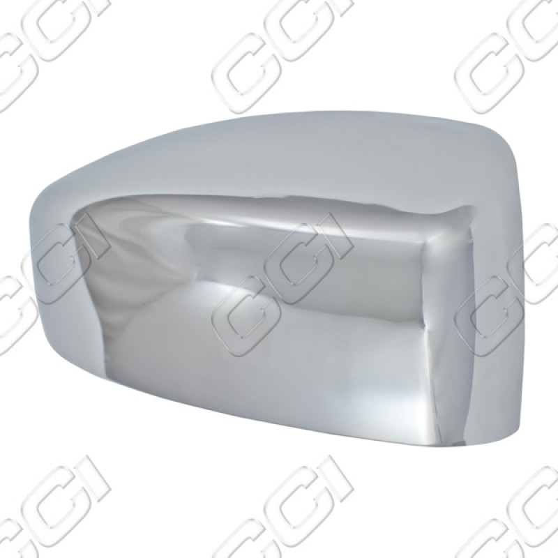 Ford Focus  2012-2013, Full Chrome Mirror Covers