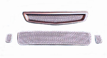 Honda Civic 99-00 Grillcraft Upper Grill Kit