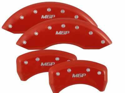 BMW 323 and 325 (16 Inch or Larger Wheels) 2000-2005 Brake Caliper Covers