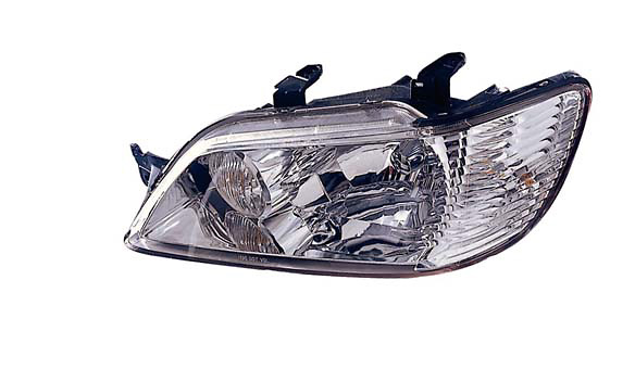 Mitsubishi Lancer 02-03 Driver Side Replacement Headlight