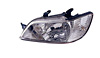 2002 Mitsubishi Lancer  Driver Side Replacement Headlight