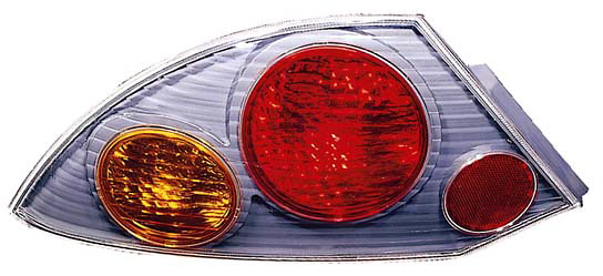 Mitsubishi Eclipse 02/02-04 Driver Side Replacement Tail Light