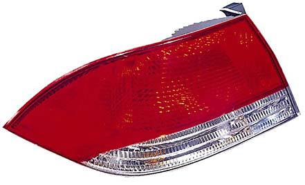 Mitsubishi Lancer 02-03 Driver Side Replacement Tail Light